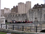Guided Tour At Tower Of London