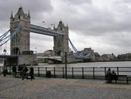 One Of Tower Bridge Pictures From Bank
