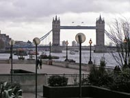 Tower Bridge From London Bridge
