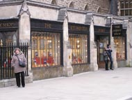 Abbey Shop Westminster Abbey