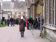 Tickets Queue Westminster Abbey