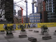 Building Site In London City