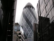Another Of London City Pictures - Gherkin Scyscraper