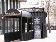 Underwriter Restaurant In London City